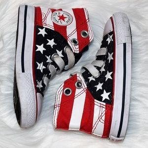 Converse Us Flag  Toddler Sneakers